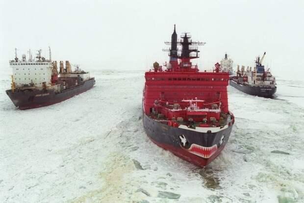В США признали превосходство российских ледоколов