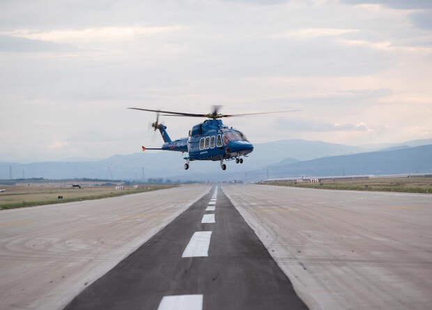 Турецкий многоцелевой вертолет совершил первый полноценный полет