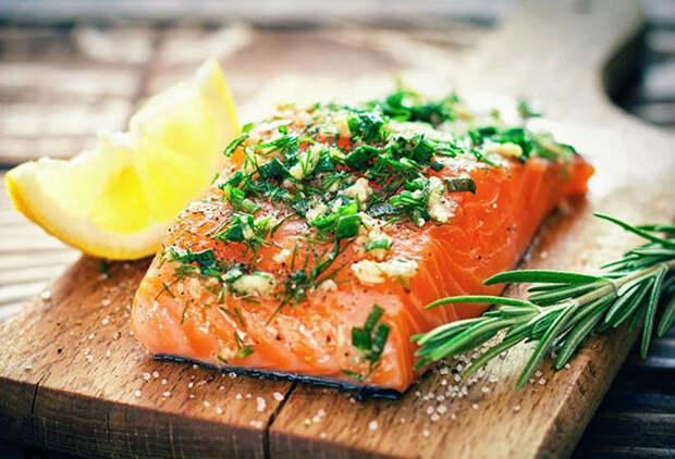 11 способов приготовить лосось
