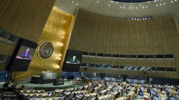 Неприкрытое лицемерие ООН: Крымский мост - это катастрофа, а водная блокада - нет