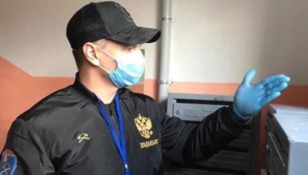 Недостатки в дезинфекции подъездов домов выявили в микрорайоне Зеленовский