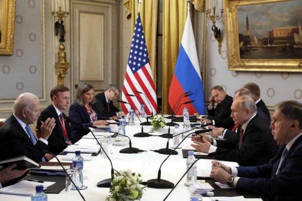 Саммит Путин-Байден: итоги и перспективы