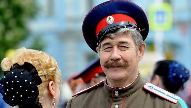 Работу казаков Крыма будет регулировать госучреждение