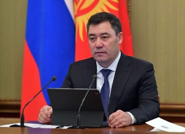 Жапаров заявил, что не позволит киргизским ВС вторгаться в соседние страны