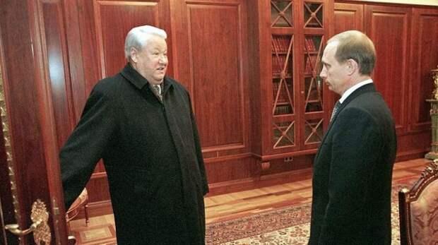 Двадцать лет назад власть вернулась в Кремль