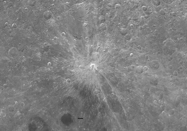 Загадочный взрыв на Луне