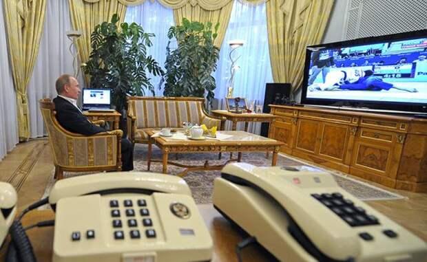 Волнение «башен Кремля»