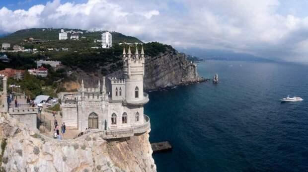 Киев придумал новое условие для подачи воды в Крым