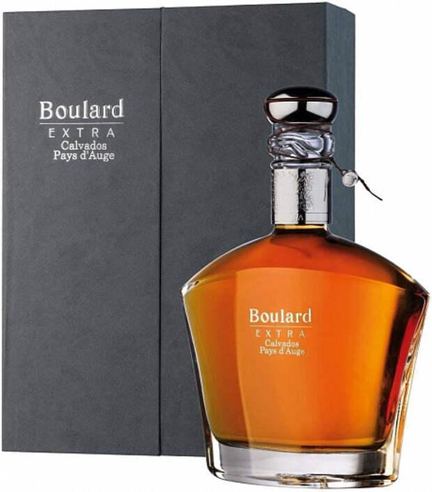 Кальвадос Boulard Extra, Pays d'Auge AOC