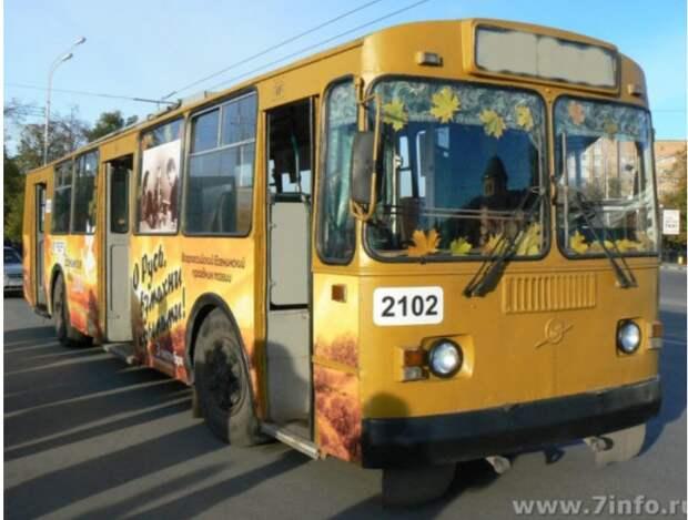 В Рязани временно прекратят движение троллейбусов по Касимовскому шоссе