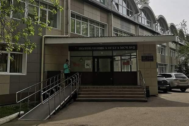 В Томске проверят COVID-госпиталь после сообщений о плохом уходе за пациенткой