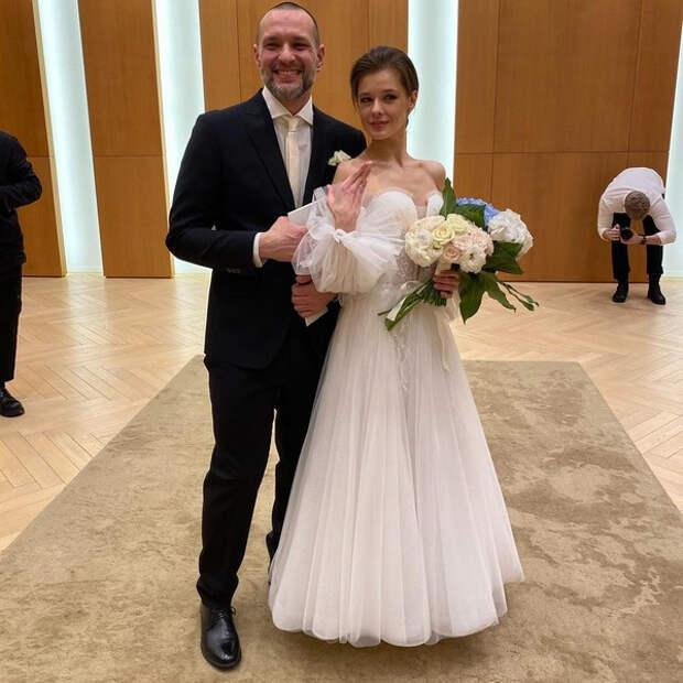 Катерина Шпица вышла замуж