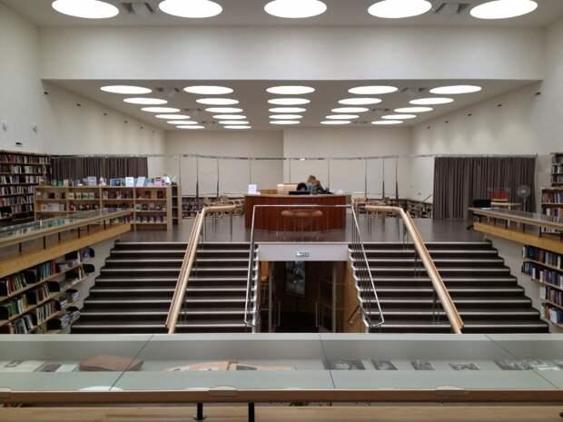 Самые красивые российские библиотеки