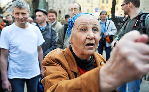 Стариков вместо пенсии отправят ближе к небесам