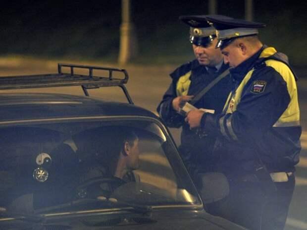 Замглавы ГИБДД: Выросла аварийность, связанная с управлением в пьяном виде