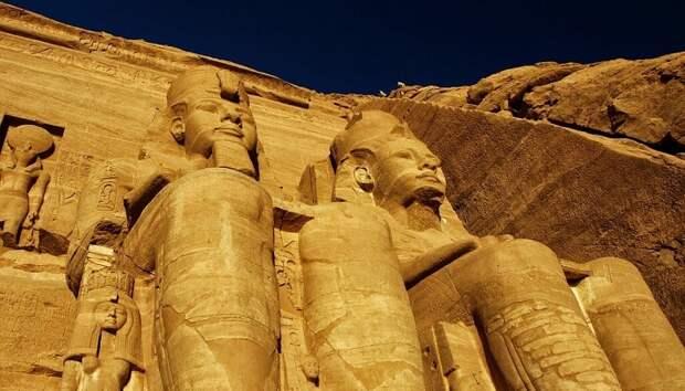 Тысячи лет назад власть в Древнем Египте захватили местные иммигранты