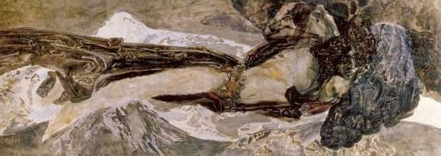 Искусство как арт-терапия: Луис Уэйн, Михаил Врубель и другие безумные художники и их работы.