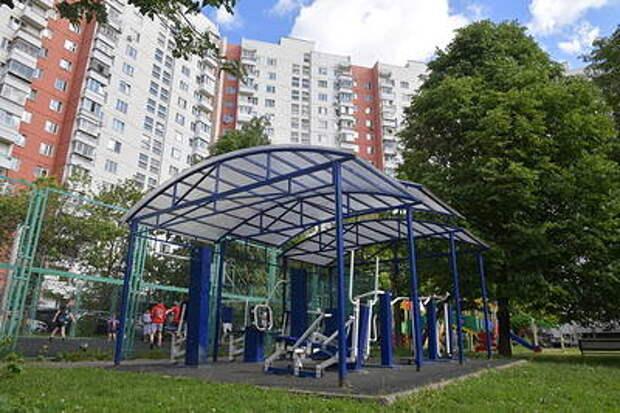 Депутаты предложили поставить спортплощадки в каждый двор