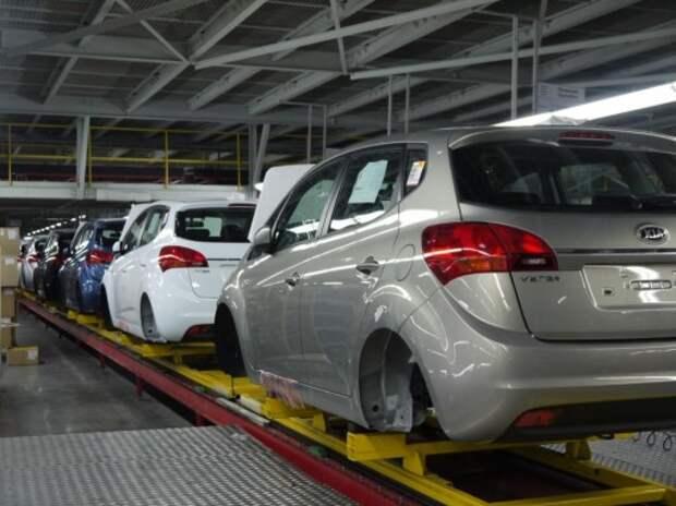 На «Автоторе» стартовал выпуск обновленной Kia Venga