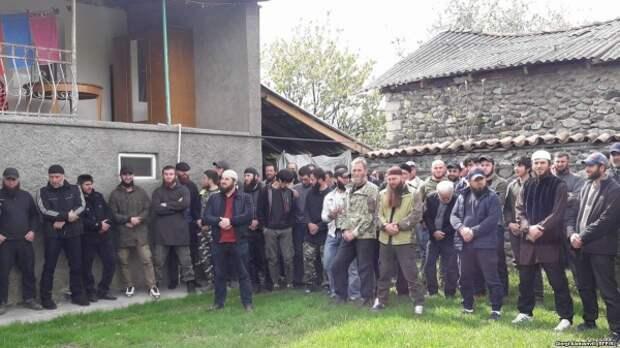Непредсказуемые последствия для Грузии: протесты дошли доПанкиси