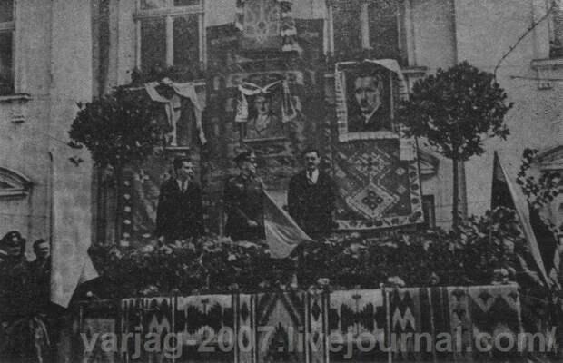 Акт 30-го июня 1941-го года готовился с ведома и при участии немцев
