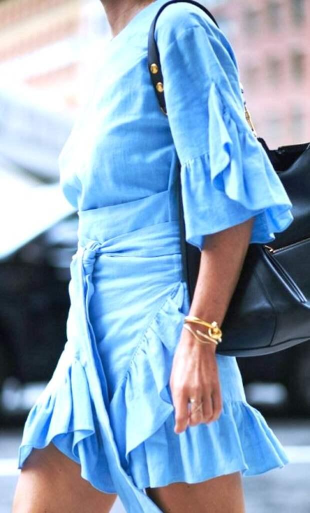 Актуальные тенденции -- как модно носить лён летом 2017