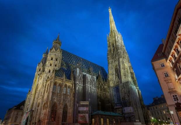 Самые величественные достопримечательности Вены