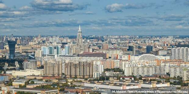 Опубликован полный «список Собянина» на выборах в Госдуму. Фото: М. Мишин mos.ru