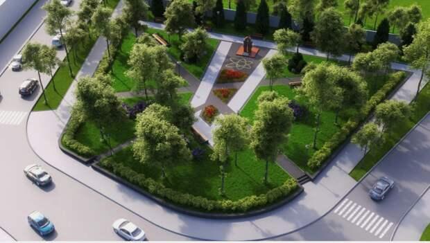 В Феодосийском округе капитально отремонтируют скверы и парки