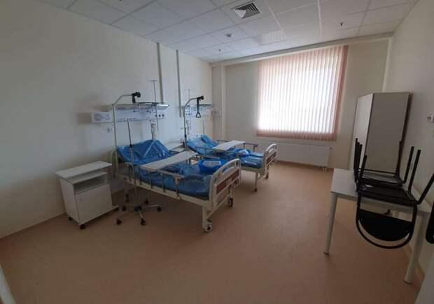 Старую больницу имени Семашко в Симферополе оставят больным COVID