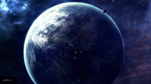 Космическая станция сфотографировала Землю с расстояния больше 43 млн км