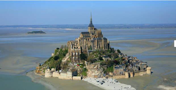Меч святого Михаила - вот почему 7 монастырей в Европе находятся на одной линии