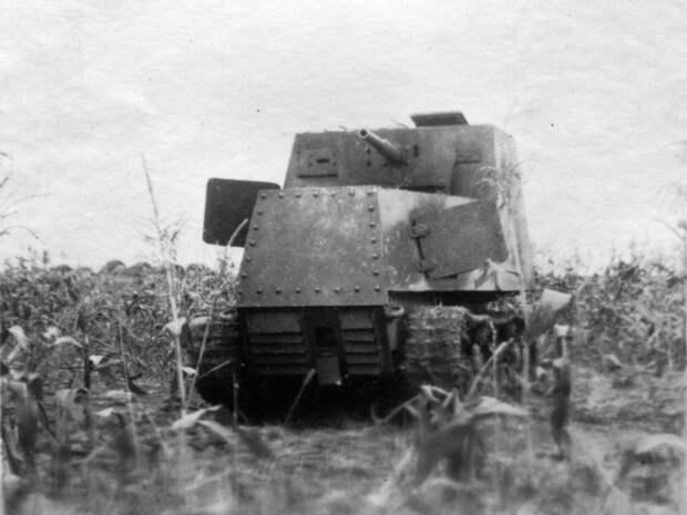 Этот ХТЗ-16 пережил 1941 год, его подбили уже весной 1942 года - Импровизация в промышленных масштабах | Военно-исторический портал Warspot.ru