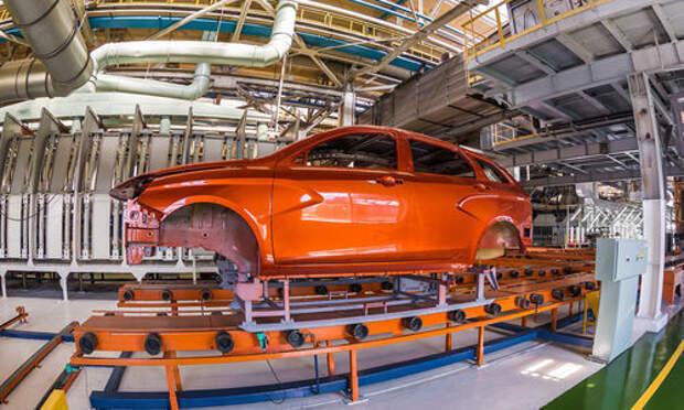Началось производство универсалов Lada Vesta SW и SW Cross