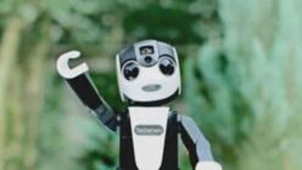 Роботуры с Роботом-экскурсоводом RoBoHon
