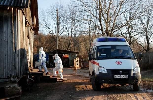 ВРоссии выявили 8 995 новых случаев коронавируса