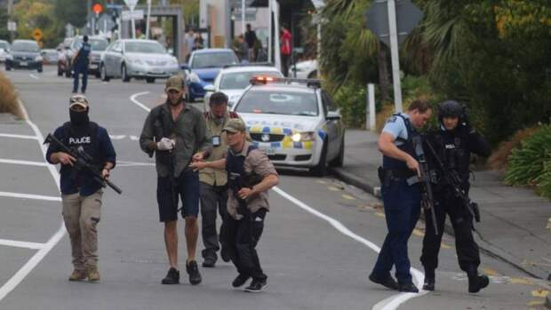 Александр Роджерс: за расстрелом мечетей в Крайстчёрч стоят британские спецслужбы