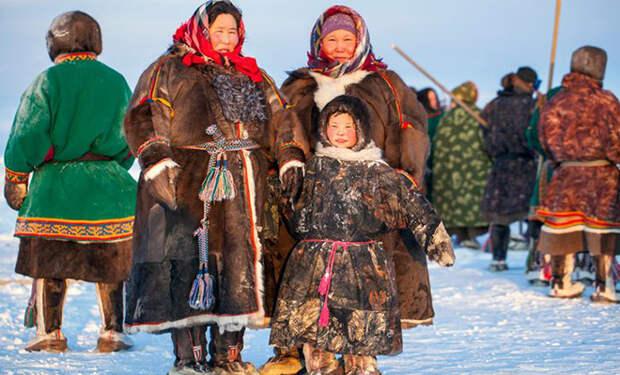 Жизнь женщин в тундре зимой: как живут жены чукчей и других северных народов