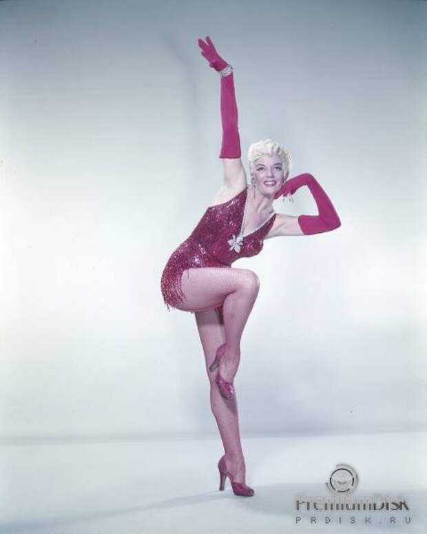 Красотка из 50-ых Шири Норт