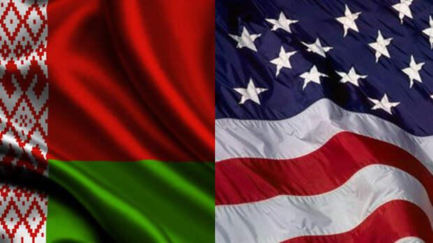 Америка продолжает вмешиваться в дела Белоруссии