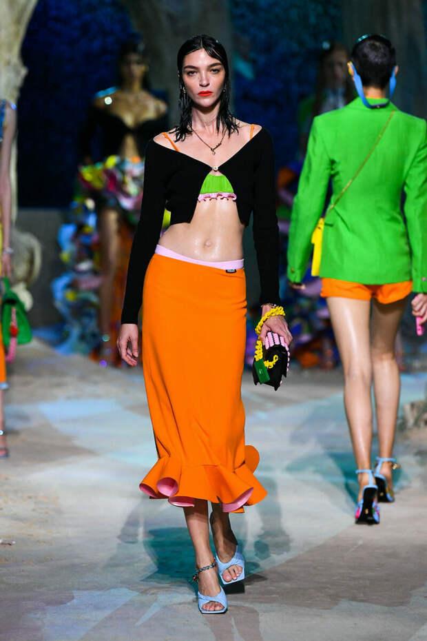 Какие юбки будут в тренде весной 2021