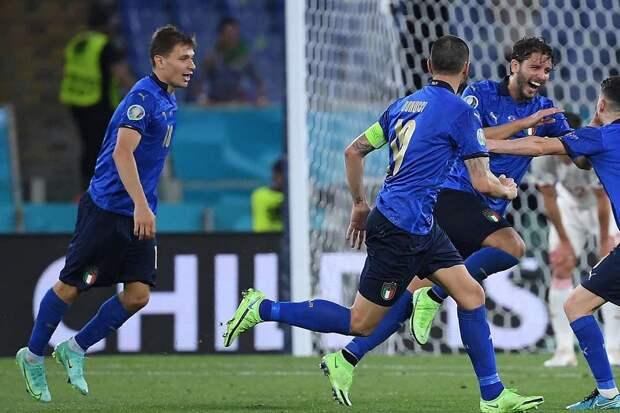 На Евро-2020 определился первый участник плей-офф