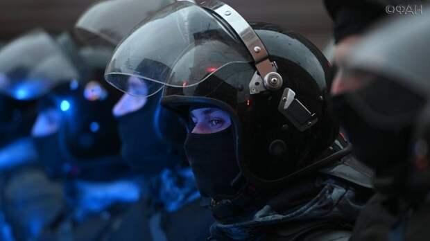ОНК сообщила о 20 задержанных на несогласованной акции в Москве