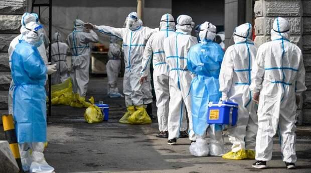 Новая вспышка коронавируса: больше 100 миллионов китайцев изолировали