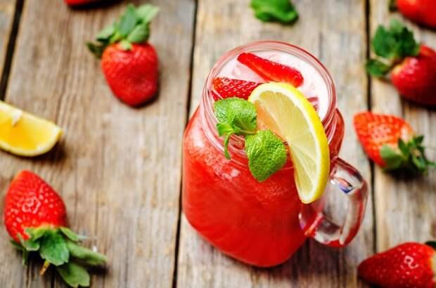 8 освежающих напитков, которые с легкостью заменят вредную газировку
