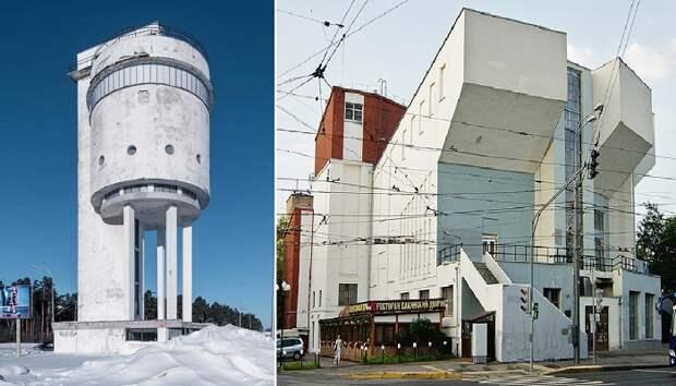 5 эффектных зданий советского конструктивизма, мимо которых до сих пор равнодушно не пройдешь