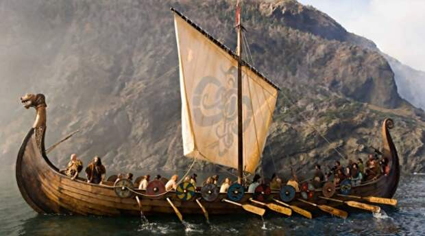 Love story викинга