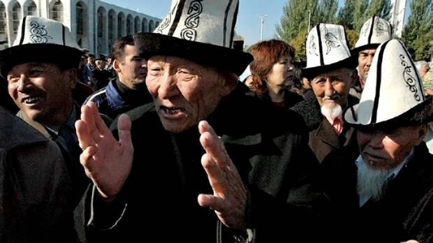 Зачем России кормить Киргизию для киргизов?