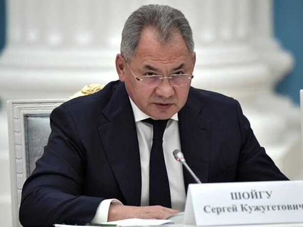 Шойгу: Боевые возможности ЮВО наращиваются из-за действий НАТО