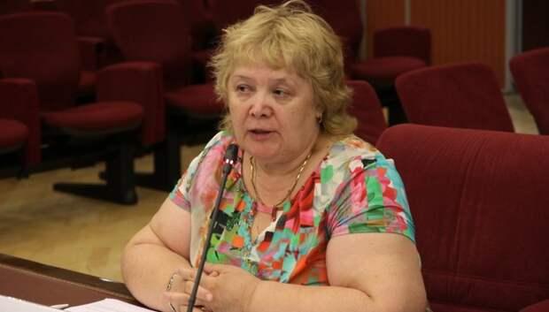 Врио председателя Мособлизбиркома станет Наталья Земскова